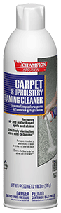 Carpet & Upholstery Foaming Cleaner