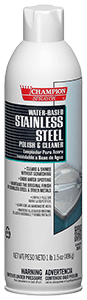 Stainless Steel Polish & Cleaner - Water Based