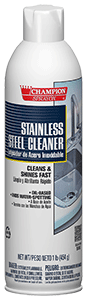 Stainless Steel Cleaner - Oil Based